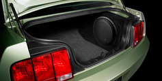 2005-2009 Mustang Coupe Subwoofer